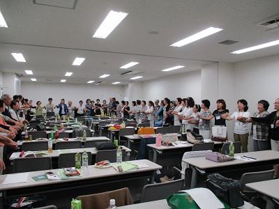 秋の研修会